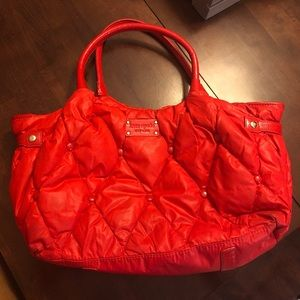 Kate Spade Alpine Hills Stevie Puffer Shoulder Bag